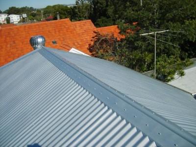 zincalume roofing