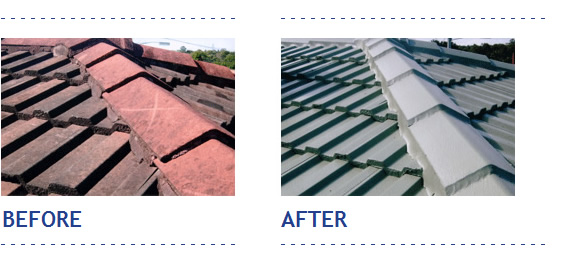 We Use Trusted Tile Roofing Brands