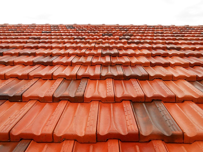 Terracotta Roof Paint